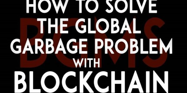 Blockchain technology can help garbage disposal