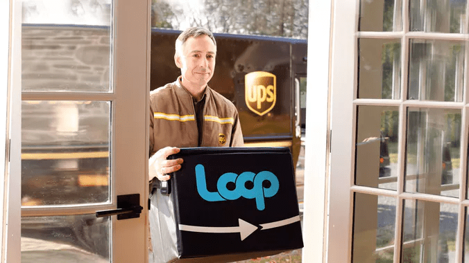 You can now save the planet from your doorstep with the loop