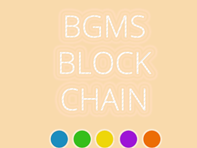 Blockchain technology for rubbish disposal