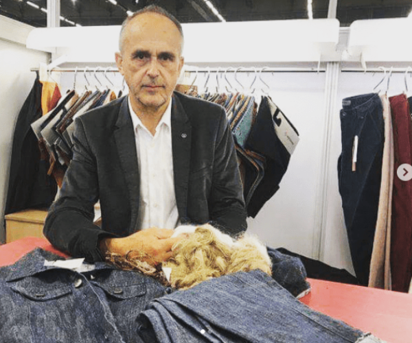 Velcorex: the French company that makes jeans in nettle