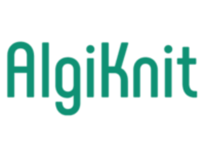 Algiknit- seaweed based textiles and more